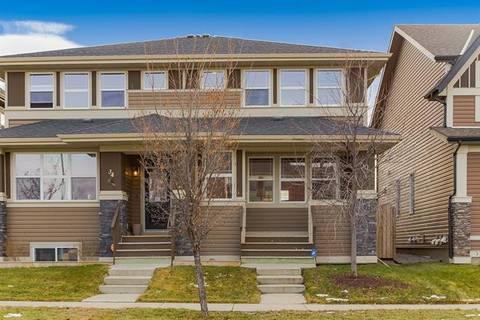 Townhouse for sale at 30 Chaparral Valley Sq Southeast Calgary Alberta - MLS: C4276312