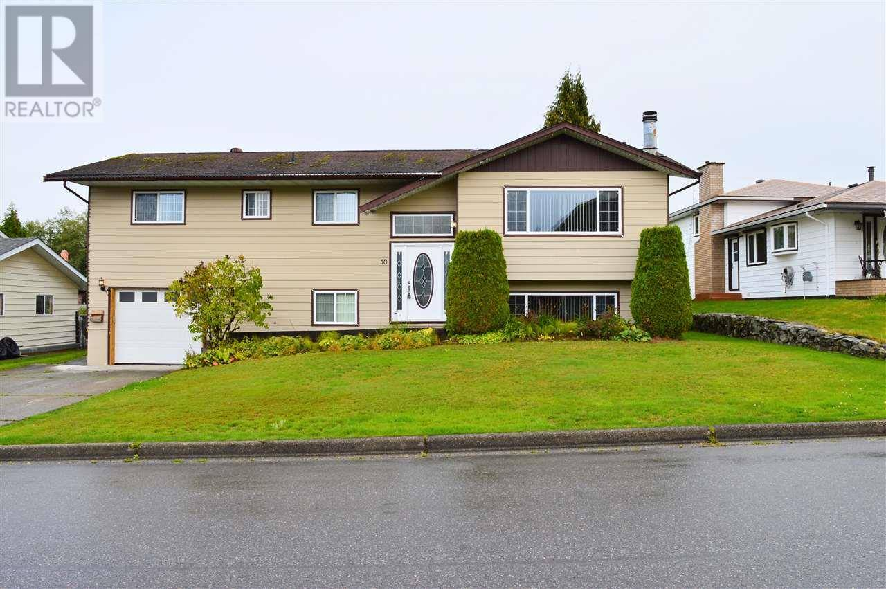 House for sale at 30 Charles St Kitimat British Columbia - MLS: R2407556