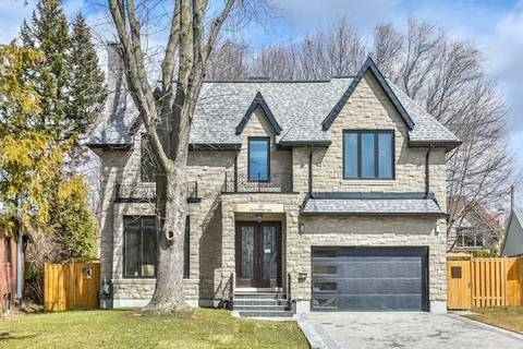 House for sale at 30 Chipping Rd Toronto Ontario - MLS: C4575758