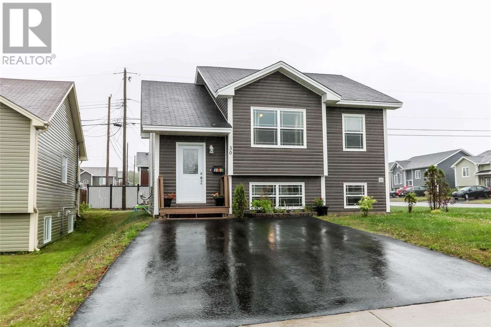 House for sale at 30 Comerfords Rd Conception Bay South Newfoundland - MLS: 1221568
