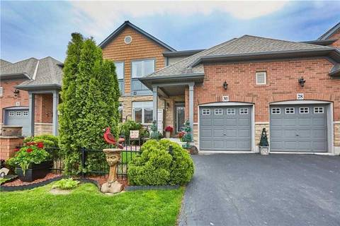 Townhouse for sale at 30 Conrad Pl Grimsby Ontario - MLS: X4419574