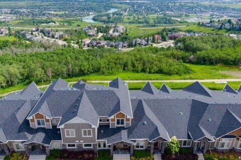 Townhouse for sale at 30 Cougar Ridge Landng SW Calgary Alberta - MLS: C4306557