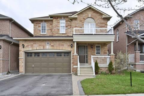 House for sale at 30 Delattaye Ave Aurora Ontario - MLS: N4437600