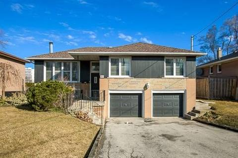 House for sale at 30 Dewlane Dr Toronto Ontario - MLS: C4397927