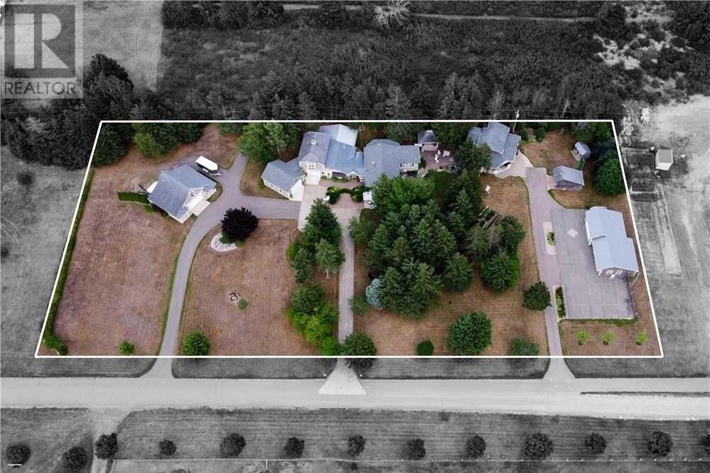 House for sale at 30 Doiron  Grand Barachois New Brunswick - MLS: M130668
