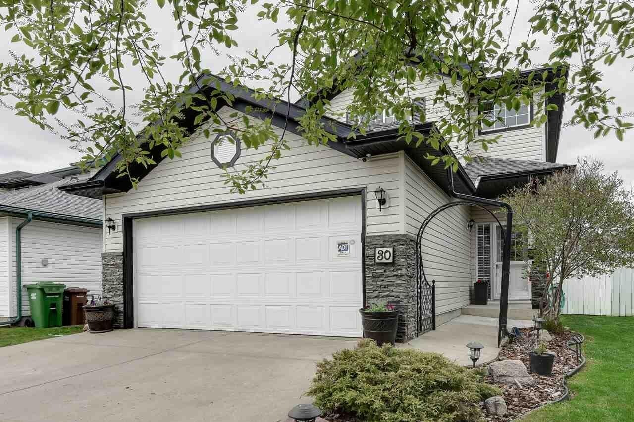 House for sale at 30 Doucette Pl St. Albert Alberta - MLS: E4197775