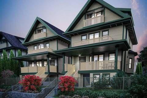 Townhouse for sale at 30 12th Ave E Vancouver British Columbia - MLS: R2370728