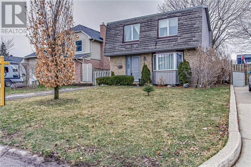 House for sale at 30 Edmunds Cres London Ontario - MLS: 252329