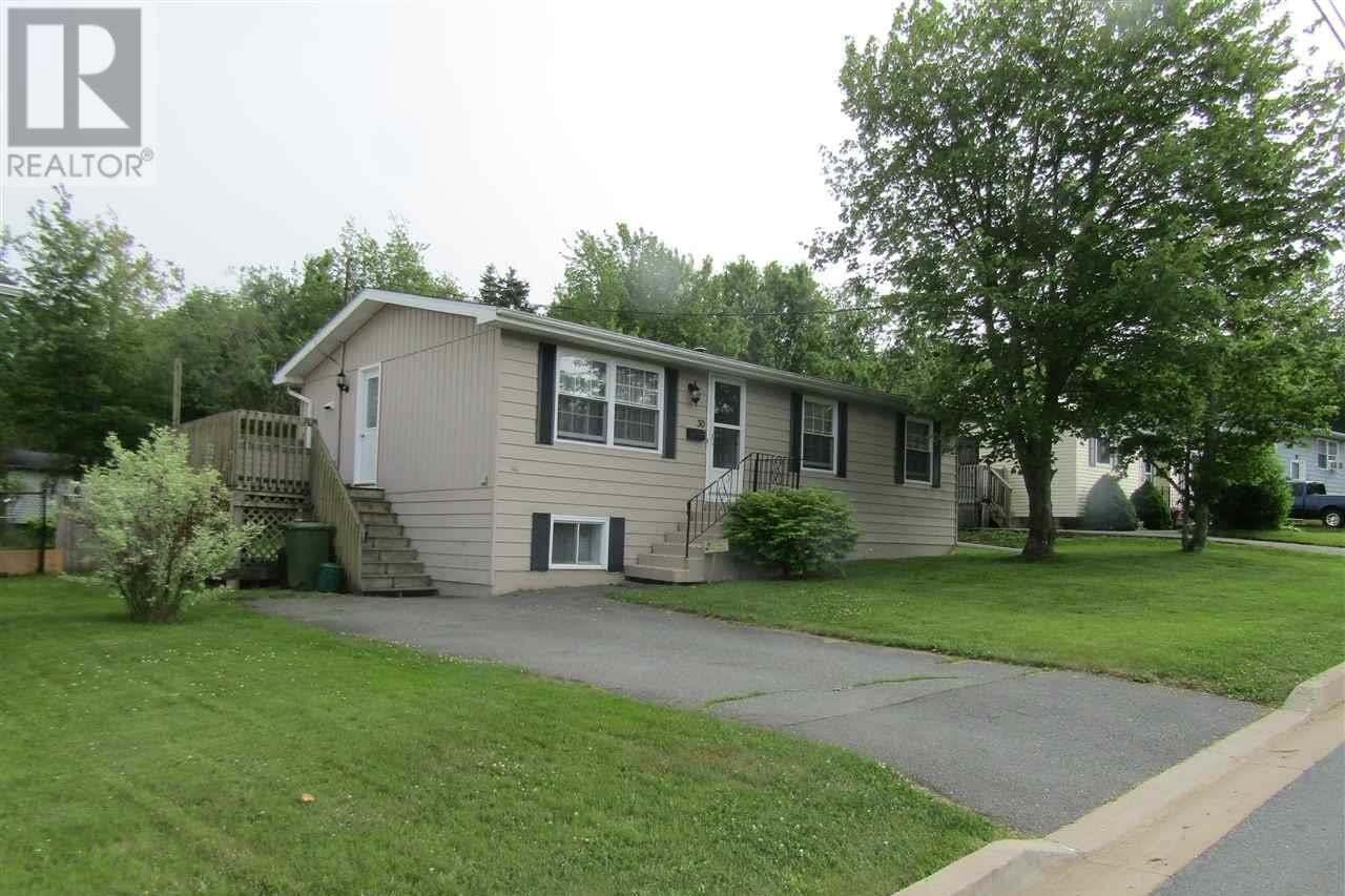 House for sale at 30 Ellerslie Cres Dartmouth Nova Scotia - MLS: 202011234