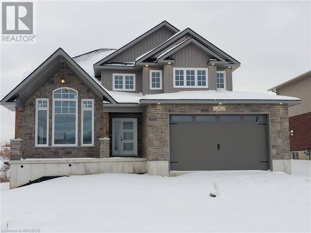 House for sale at 30 Fischer Dairy Rd Walkerton Ontario - MLS: 206051