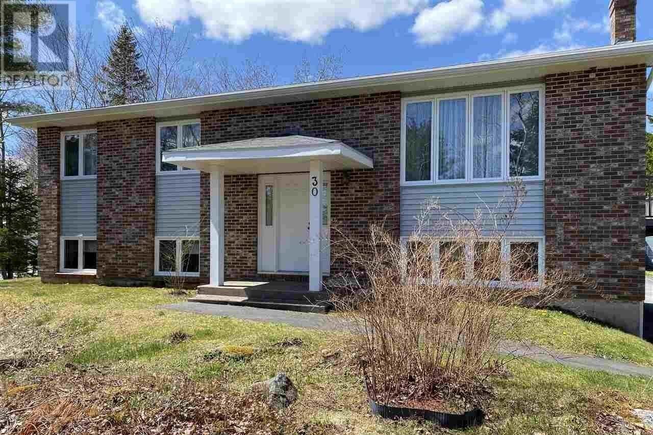 House for sale at 30 Flat Lake Dr Stillwater Lake Nova Scotia - MLS: 202007473