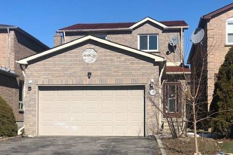 Home for sale at 30 Forbes Cres Markham Ontario - MLS: N4723748
