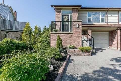 Townhouse for sale at 30 Foxacre Rw Brampton Ontario - MLS: W4779088