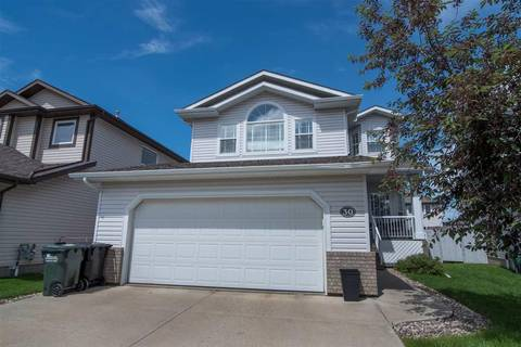 House for sale at 30 Foxhaven Ln Sherwood Park Alberta - MLS: E4163315