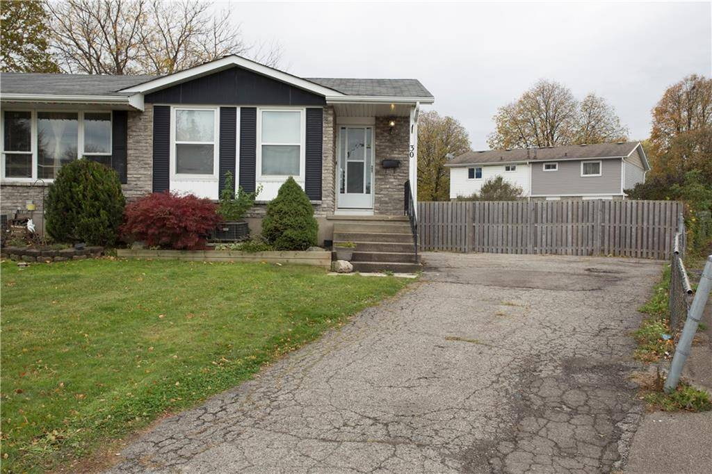 House for sale at 30 Garfield Ln St. Catharines Ontario - MLS: 30776757