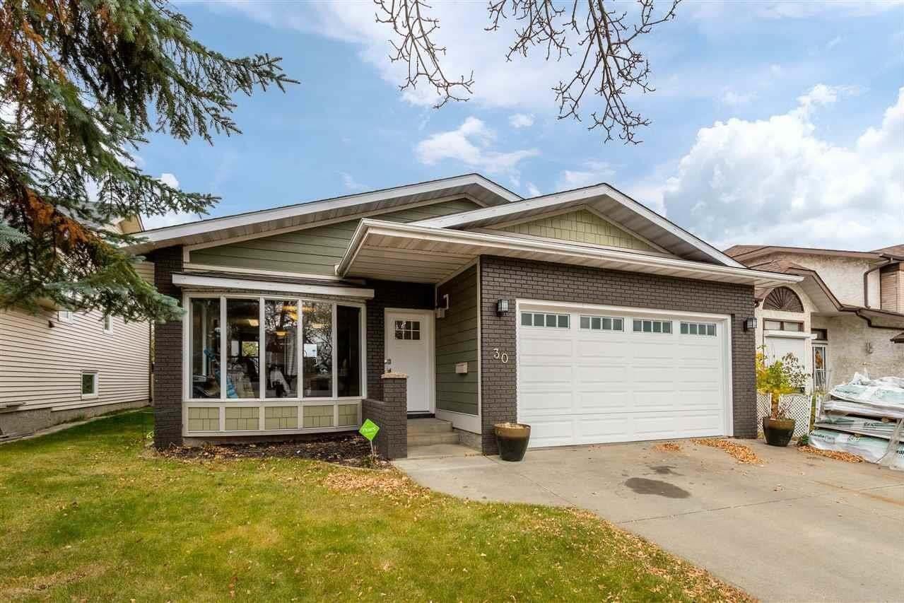 House for sale at 30 Greenbriar Cr Sherwood Park Alberta - MLS: E4217974