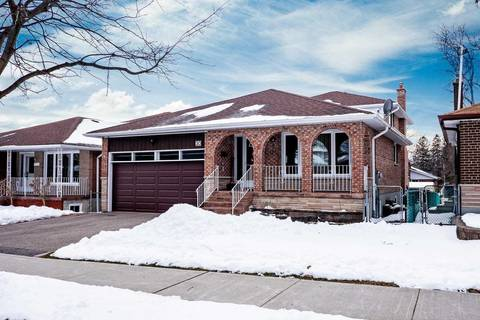 House for sale at 30 Greendowns Dr Toronto Ontario - MLS: E4676396