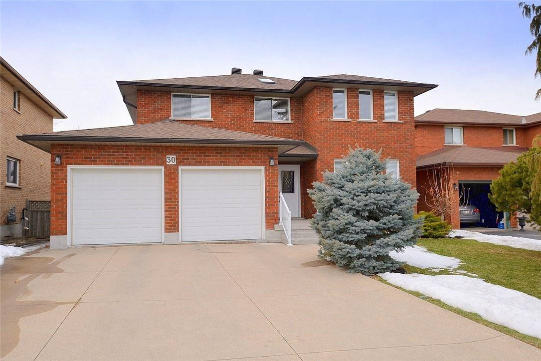 House for sale at 30 Greenshire Dr Hamilton Ontario - MLS: H4073037