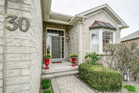 House for sale at 30 Hagen Hollow  Whitchurch-stouffville Ontario - MLS: N4445707