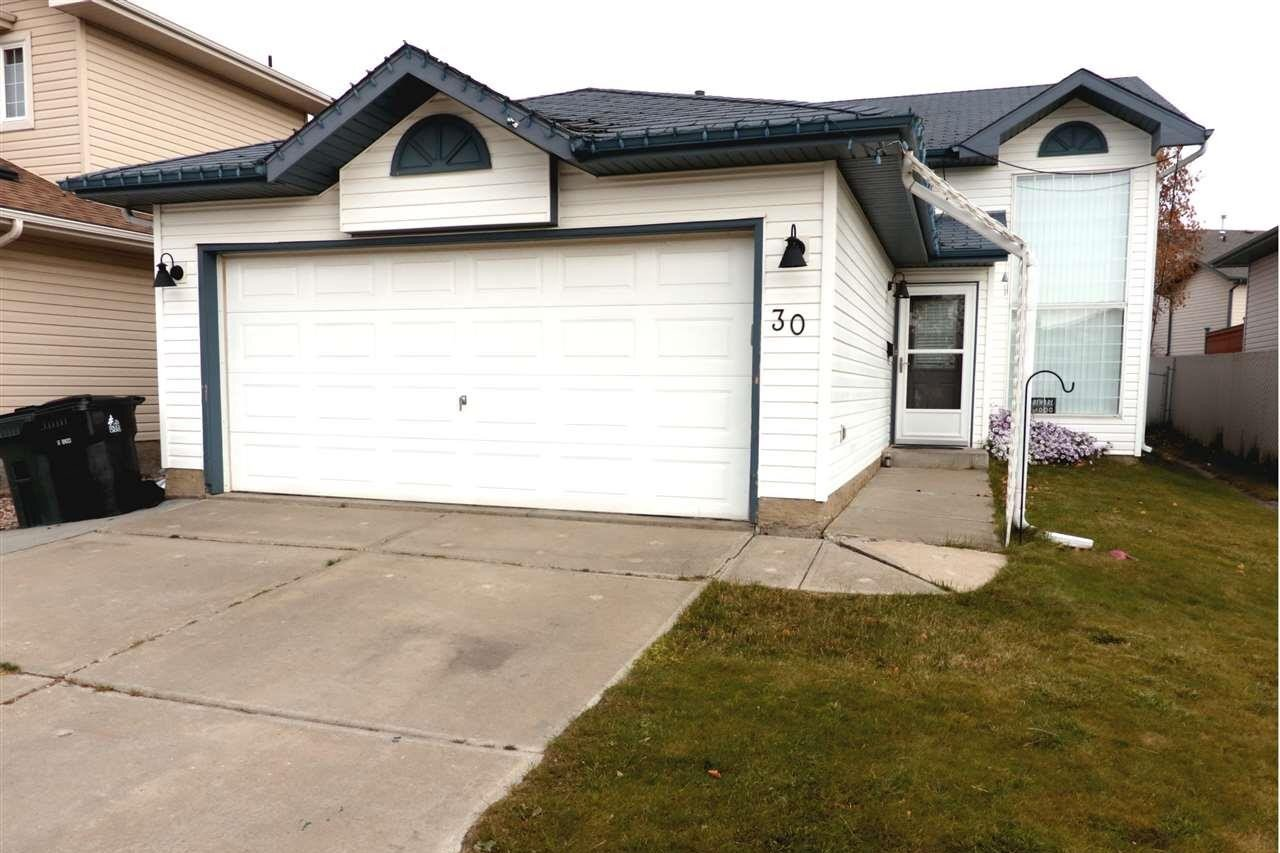 House for sale at 30 Halden Cr Spruce Grove Alberta - MLS: E4215668