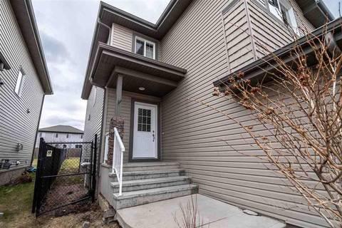 Townhouse for sale at 30 Hartwick Lo  Spruce Grove Alberta - MLS: E4159449