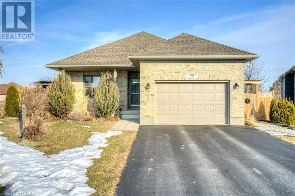 House for sale at 30 Hedges Ct St. Thomas Ontario - MLS: 246315