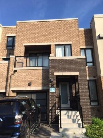Townhouse for rent at 30 Helliwell Cres Richmond Hill Ontario - MLS: N4691215