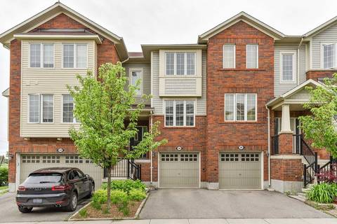 Townhouse for sale at 30 Hepworth Cres Hamilton Ontario - MLS: X4494349