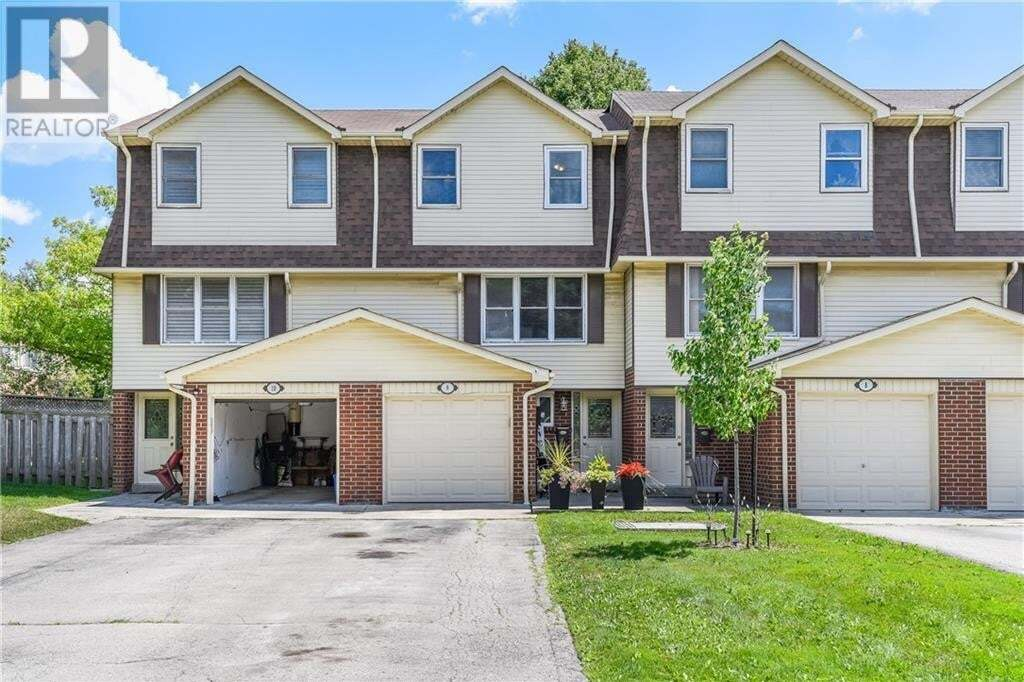Townhouse for sale at 30 Heslop Rd Milton Ontario - MLS: 30825918