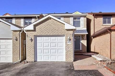 Residential property for sale at 30 Hord Cres Vaughan Ontario - MLS: N4420061