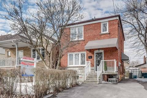 House for sale at 30 Hubert Ave Toronto Ontario - MLS: E4389378