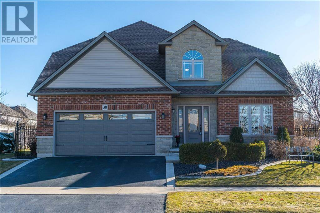 House for sale at 30 Irongate Dr Paris Ontario - MLS: 30796375