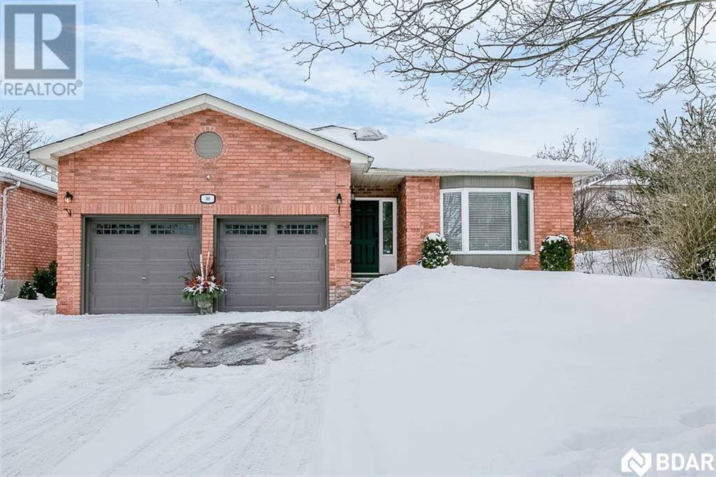 House for sale at 30 Keats Dr Barrie Ontario - MLS: 30791320