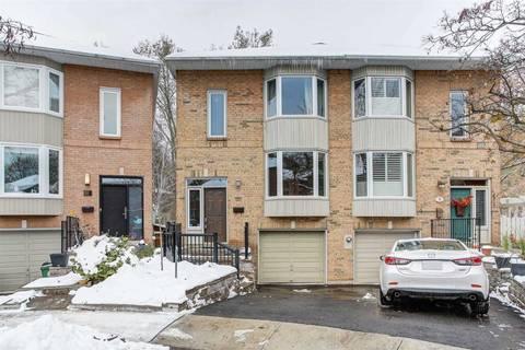 Townhouse for sale at 30 Kellner Ct Toronto Ontario - MLS: E4618841