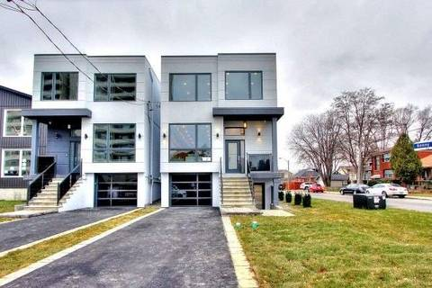 House for sale at 30 Kenny Ave Toronto Ontario - MLS: W4410915