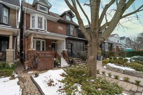 Townhouse for sale at 30 Kent Rd Toronto Ontario - MLS: E4692341