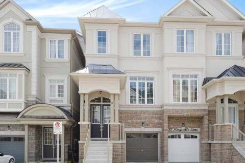 Townhouse for sale at 30 Kingsville Ln Richmond Hill Ontario - MLS: N4771096