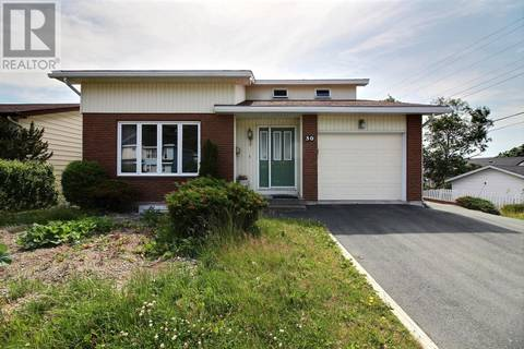 House for sale at 30 Larkhall St St John's Newfoundland - MLS: 1196922