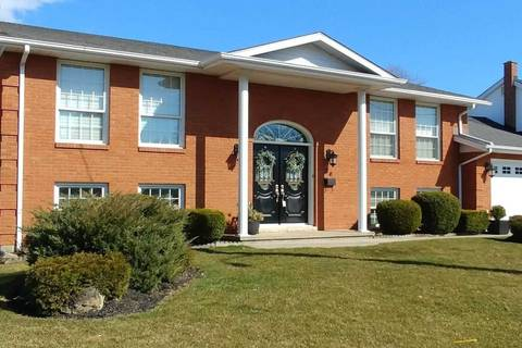 House for sale at 30 Leeson St St. Catharines Ontario - MLS: X4381644
