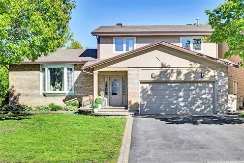 House for sale at 30 Lillico Dr Ottawa Ontario - MLS: 1155679