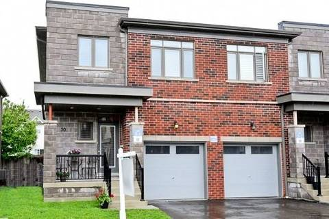 Townhouse for sale at 30 Longshore Wy Whitby Ontario - MLS: E4481373