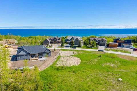 Home for sale at 0 Barton Blvd Blue Mountains Ontario - MLS: X4652405