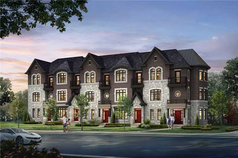 Townhouse for sale at 0 Kings Landing  Richmond Hill Ontario - MLS: N4702568