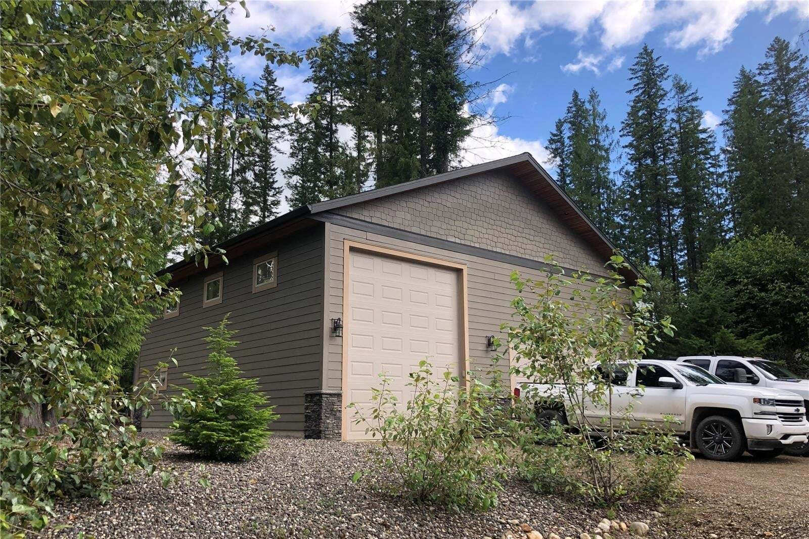 House for sale at 30 Lusk Lake Rd Enderby British Columbia - MLS: 10210642