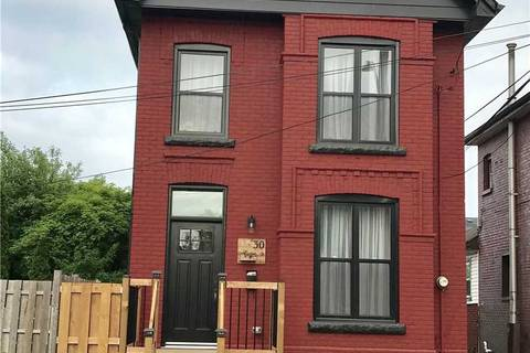 House for rent at 30 Madison Ave Hamilton Ontario - MLS: X4601320