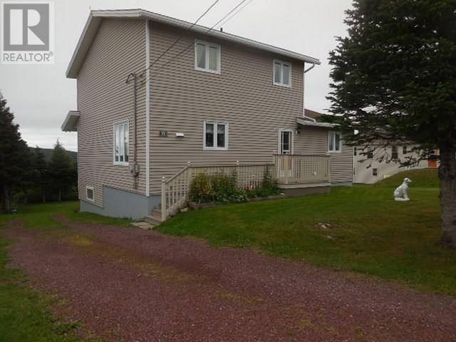 House for sale at 30 Mahaneys Ln Carbonear Newfoundland - MLS: 1202699