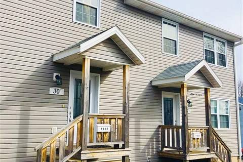 Townhouse for sale at 30 Maloney Dr Charlottetown Prince Edward Island - MLS: 201910202