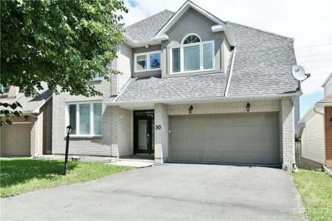 House for sale at 30 Mattamy Pl Ottawa Ontario - MLS: 1206596