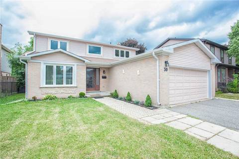 House for sale at 30 Mayvern Cres Richmond Hill Ontario - MLS: N4522715