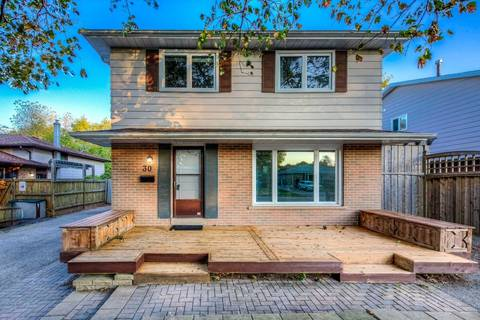 House for rent at 30 Mccraney St Oakville Ontario - MLS: W4602663